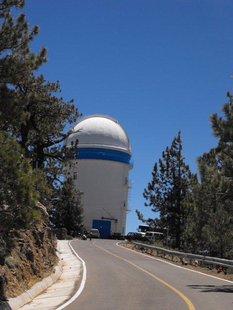 Naciendo bajo las estrellas: Un viaje a San Pedro Mártir